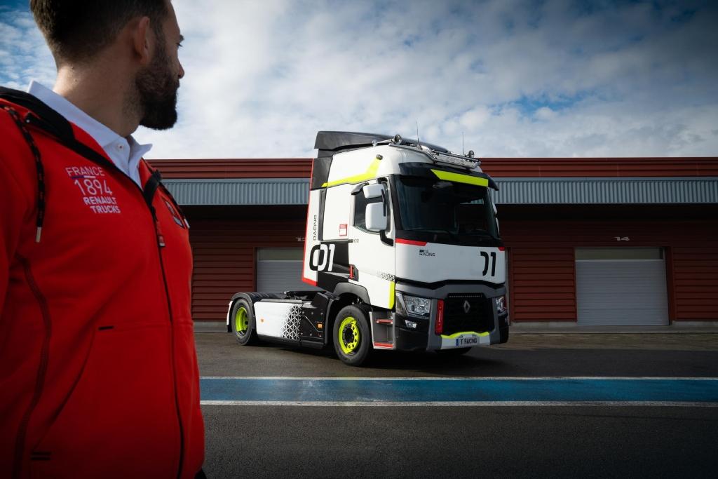 Renault Trucks lanza el T 01 Racing