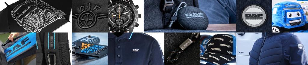 Nueva colección de merchandising DAF