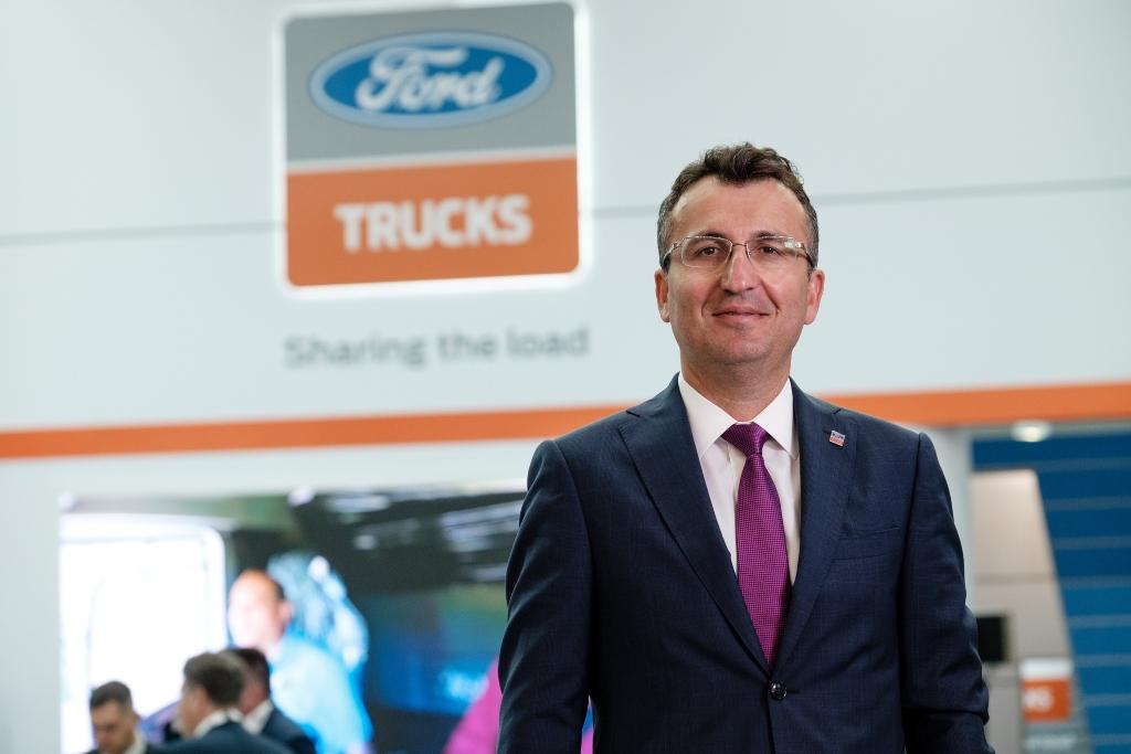 Ford Trucks prosigue su expansión