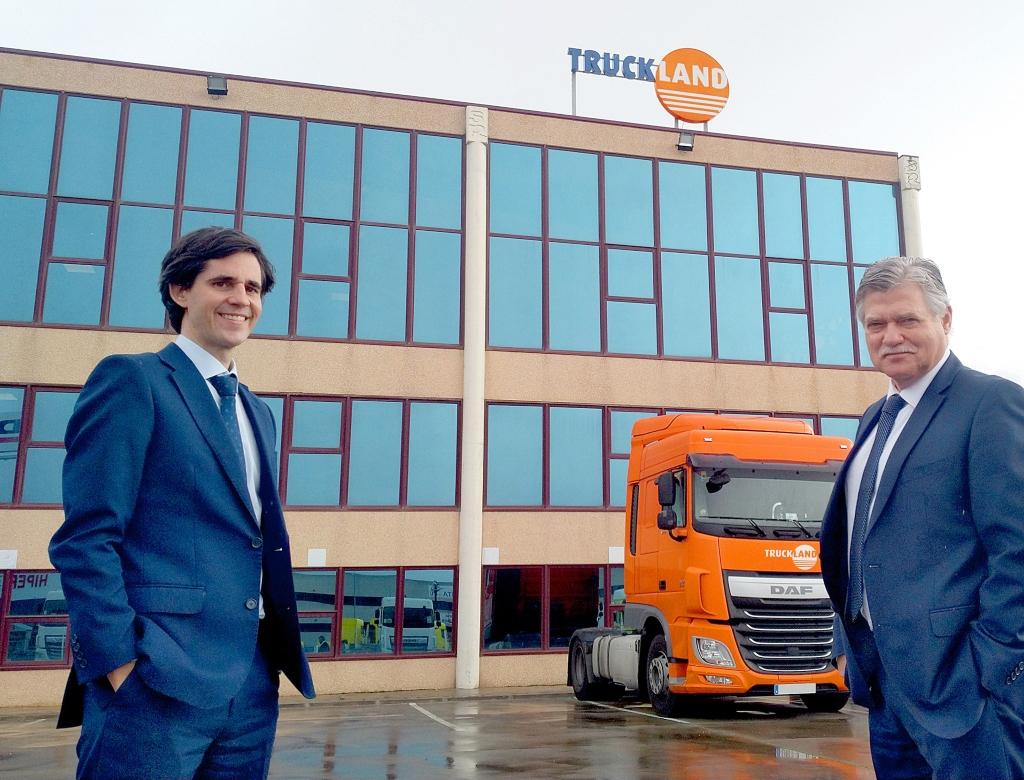 Truckland nombra nuevo director