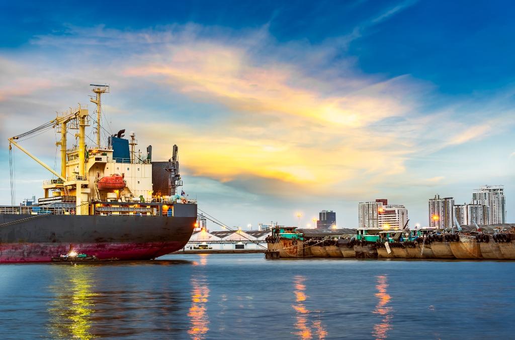 España, destino del transporte mundial