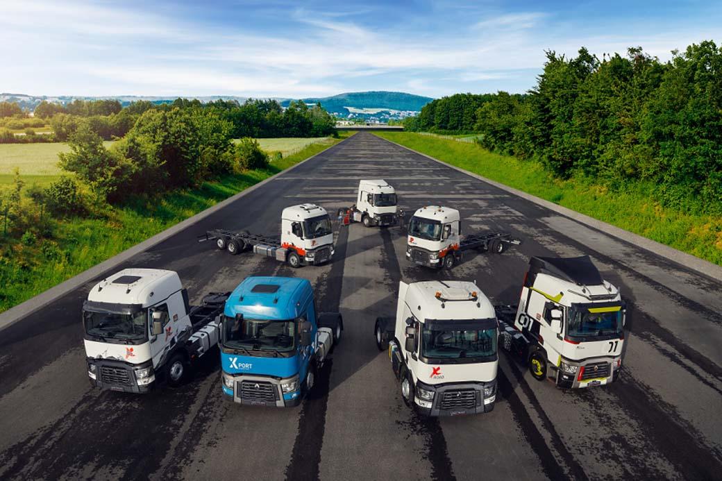 La serie Used Trucks by Renault Trucks es un negocio creciente para la marca.
