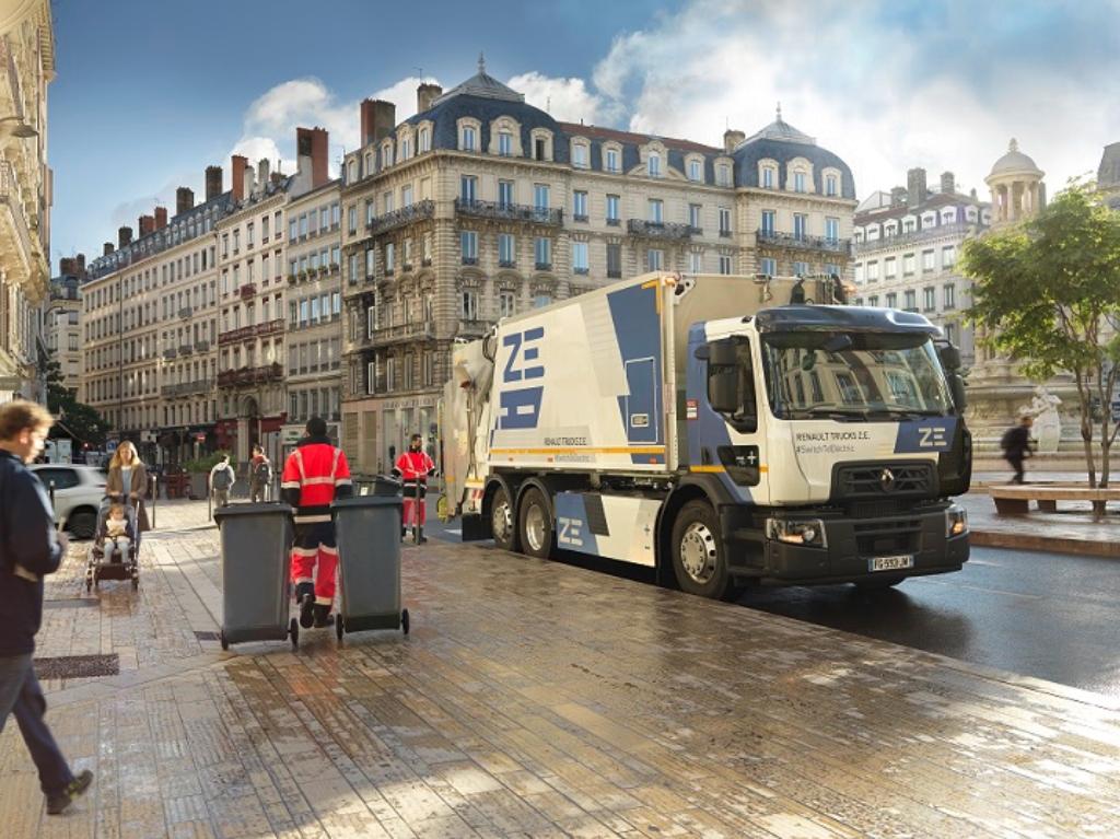 Renault Trucks crea un nuevo puesto