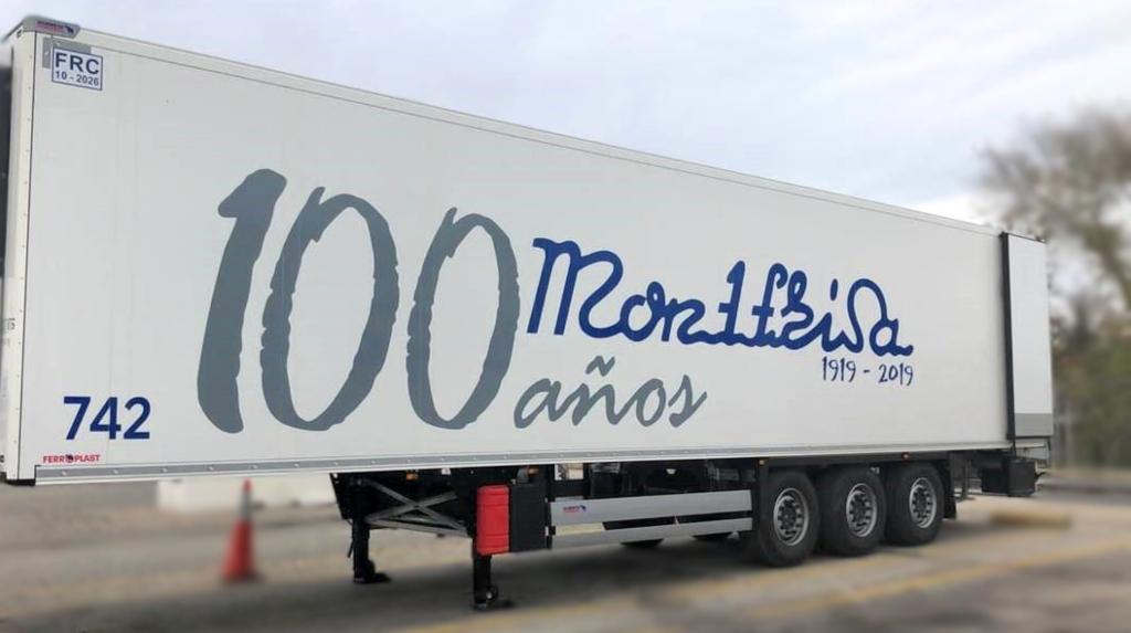 Montfrisa confía en Schmitz Cargobull