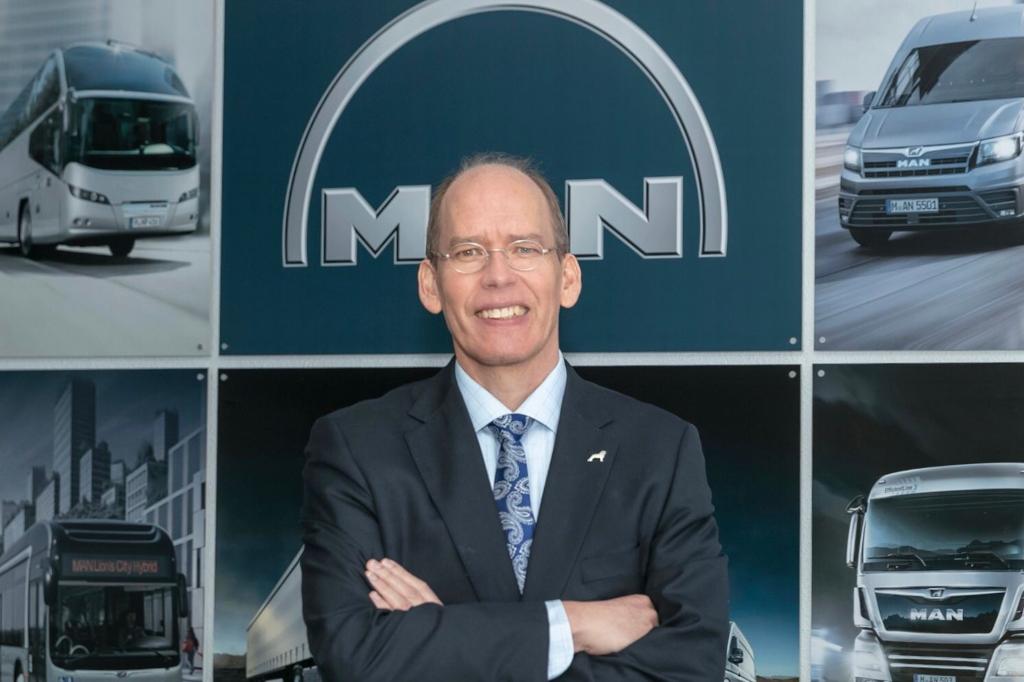 Wolfgang Bumm es el nuevo director financiero de MAN Iberia