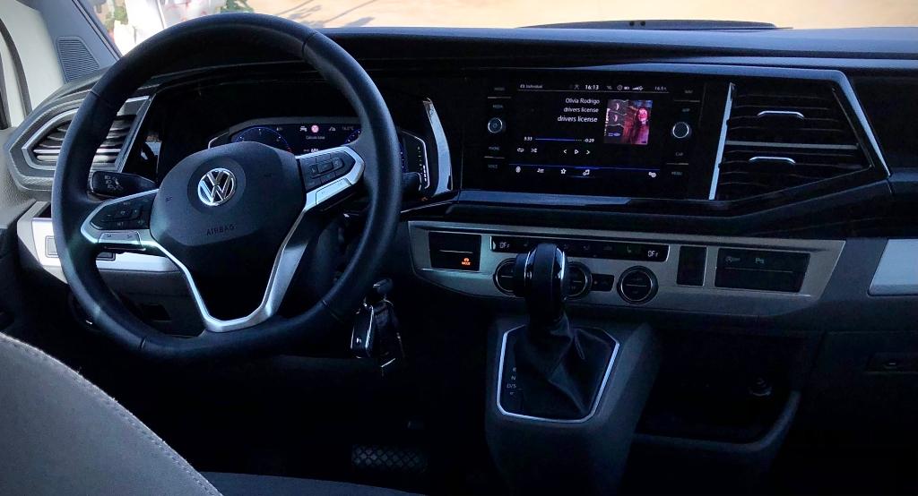 Volkswagen California Ocean 2020