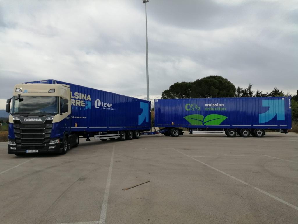 Calsina Carré apuesta por Scania