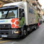 Renault Trucks lidera el decreciente mercado de camiones rígidos pesados.