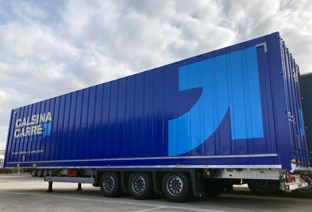 Calsina Carré incorpora nuevos furgones