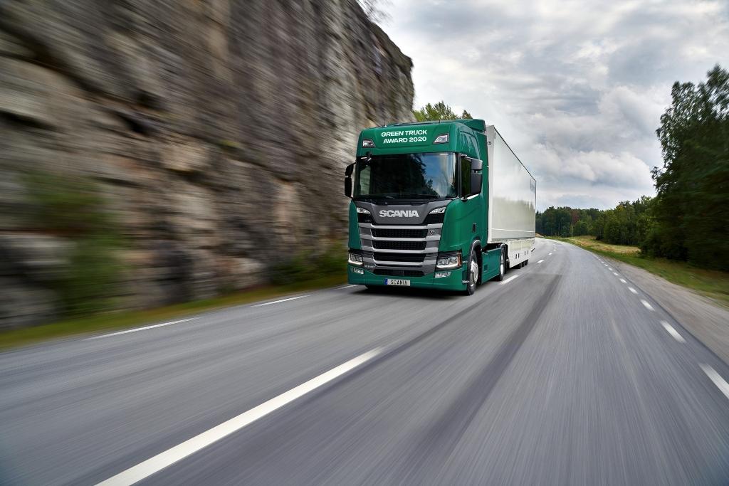 Scania se compromete con la sostenibilidad