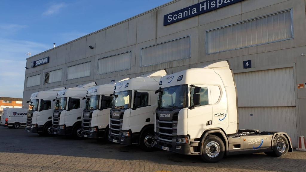ROR OL apuesta por Scania