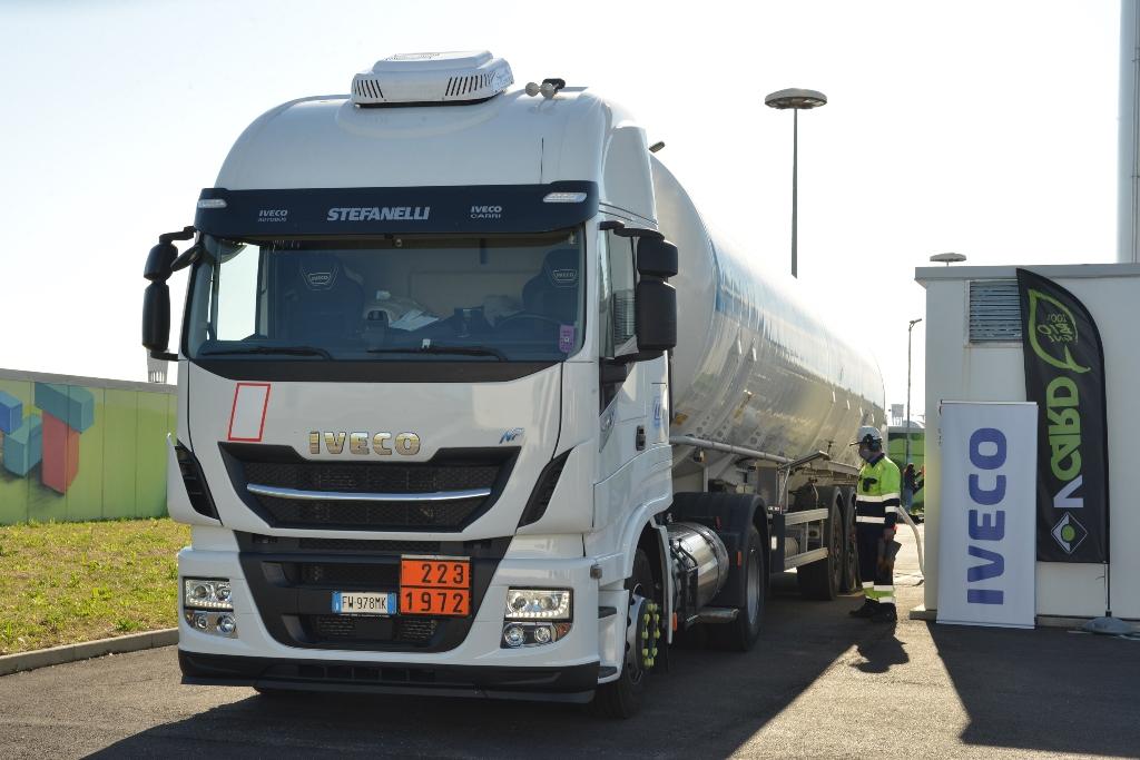 El biometano llega a Turín