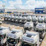 A lo largo del primer trimestre de 2021 el camión más vendido en España es una tractora Scania.