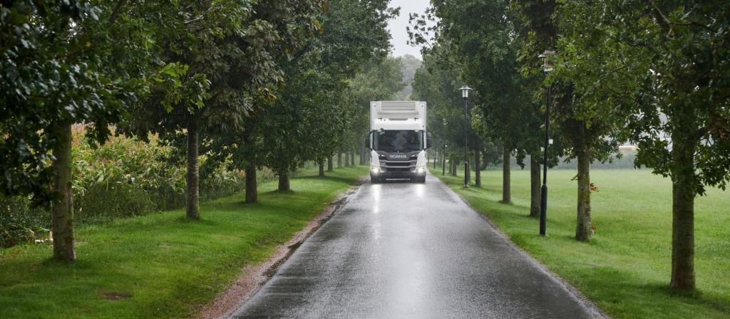 Scania avanza en sus objetivos climáticos