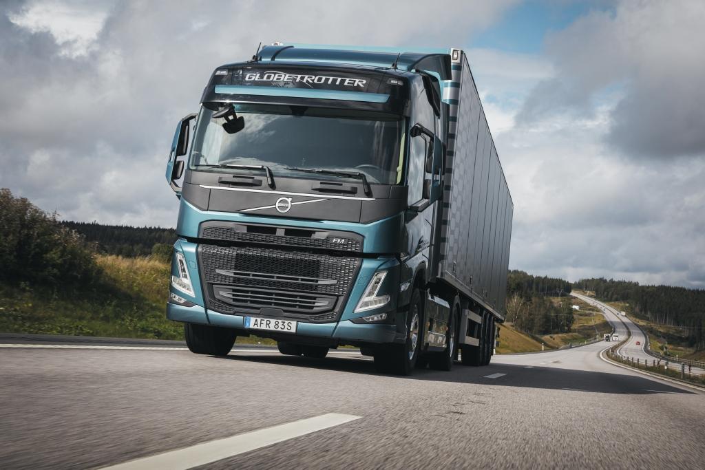 Volvo Trucks premiado por el diseño
