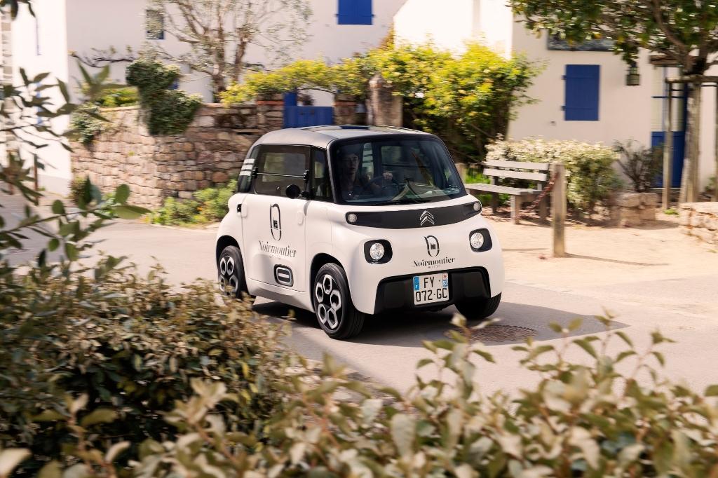 Citroën lanza My Ami Cargo