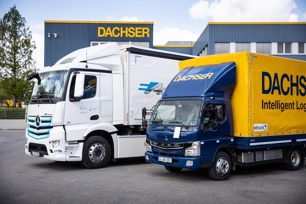 Dachser incrementa sus entregas sostenibles