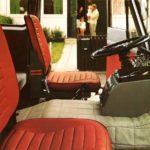 La cabina abatible del Volvo F88 fue una de las más modernas y seguras de la Europa de 1965.