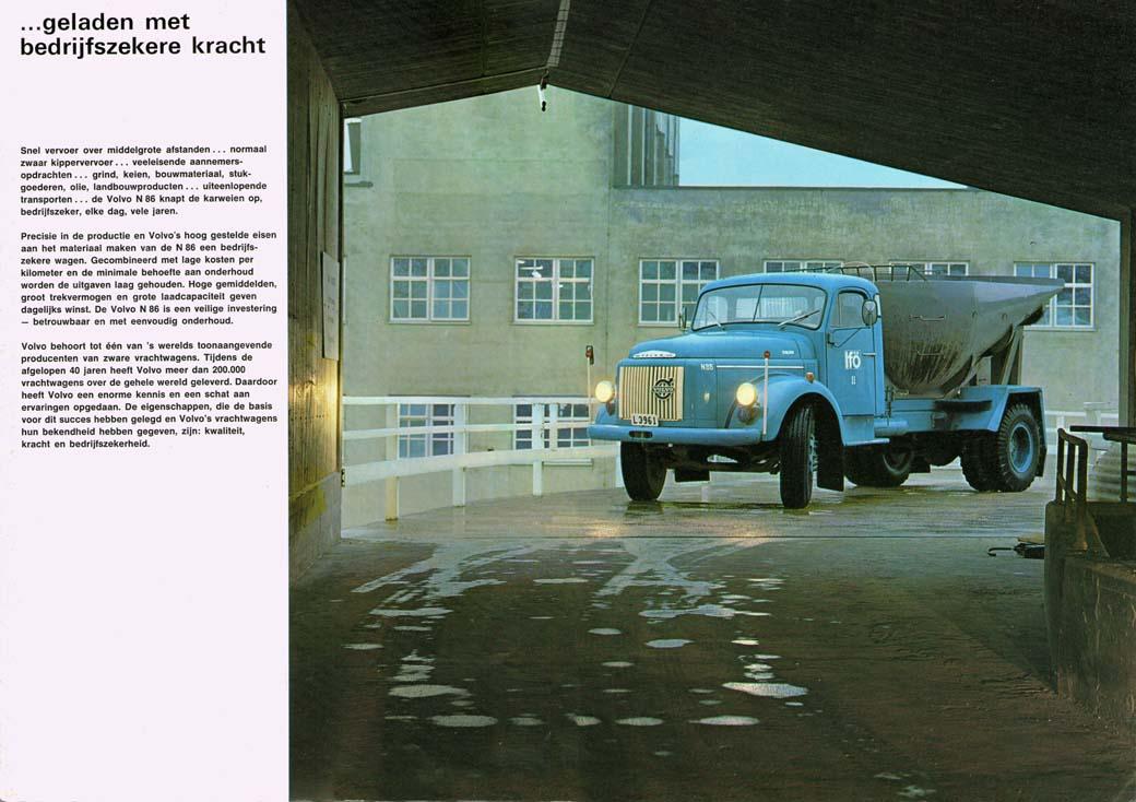 Hasta que llegaron los F88 y F89 los anteriores Viking pesados fueron camiones de un diseño muy conservador.