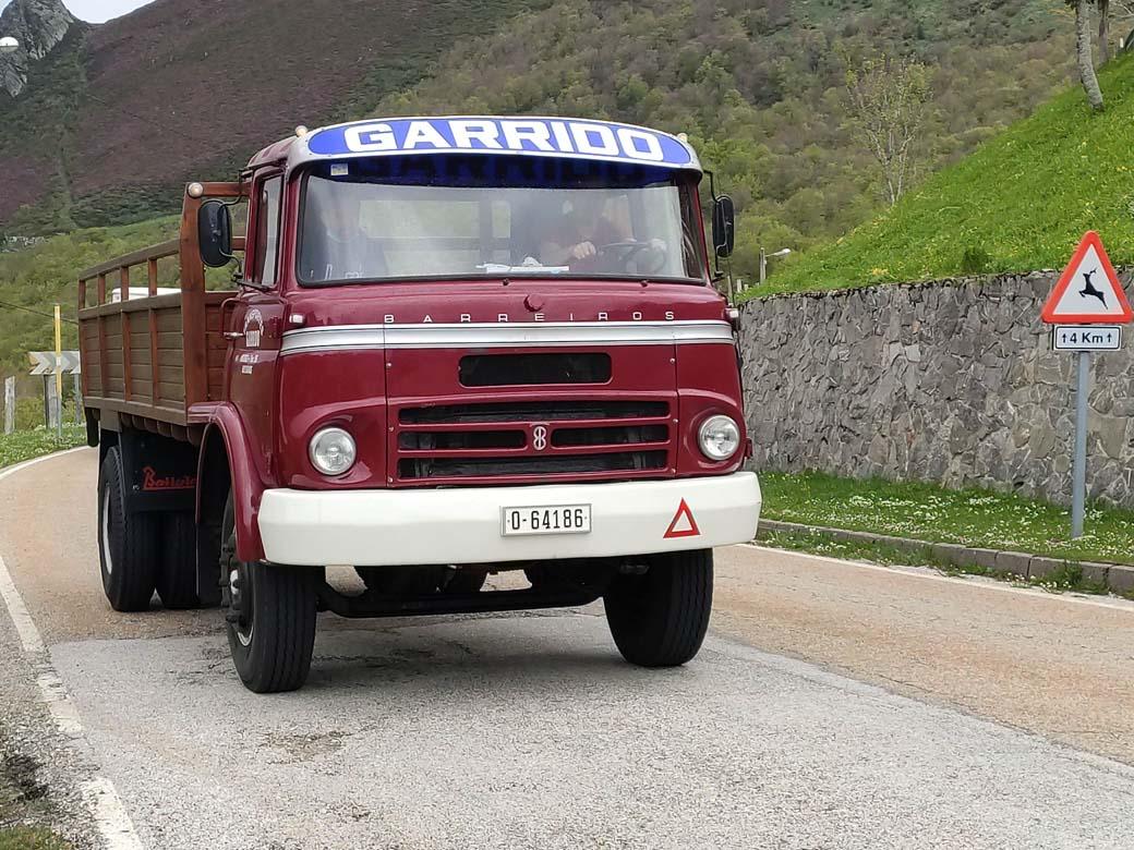 Camiones como los Barreiros Azor y Super Azor Gran Ruta se atrevieron a desafiar el dominio de los Pegaso en la España de los años 60 del siglo XX.