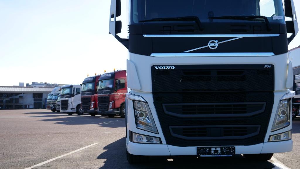 Volvo Trucks lanza una plataforma para usados