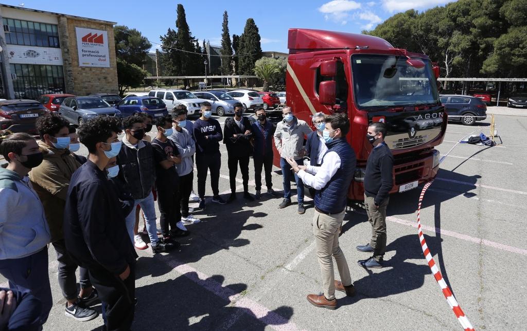Renault Trucks comprometido con la formación