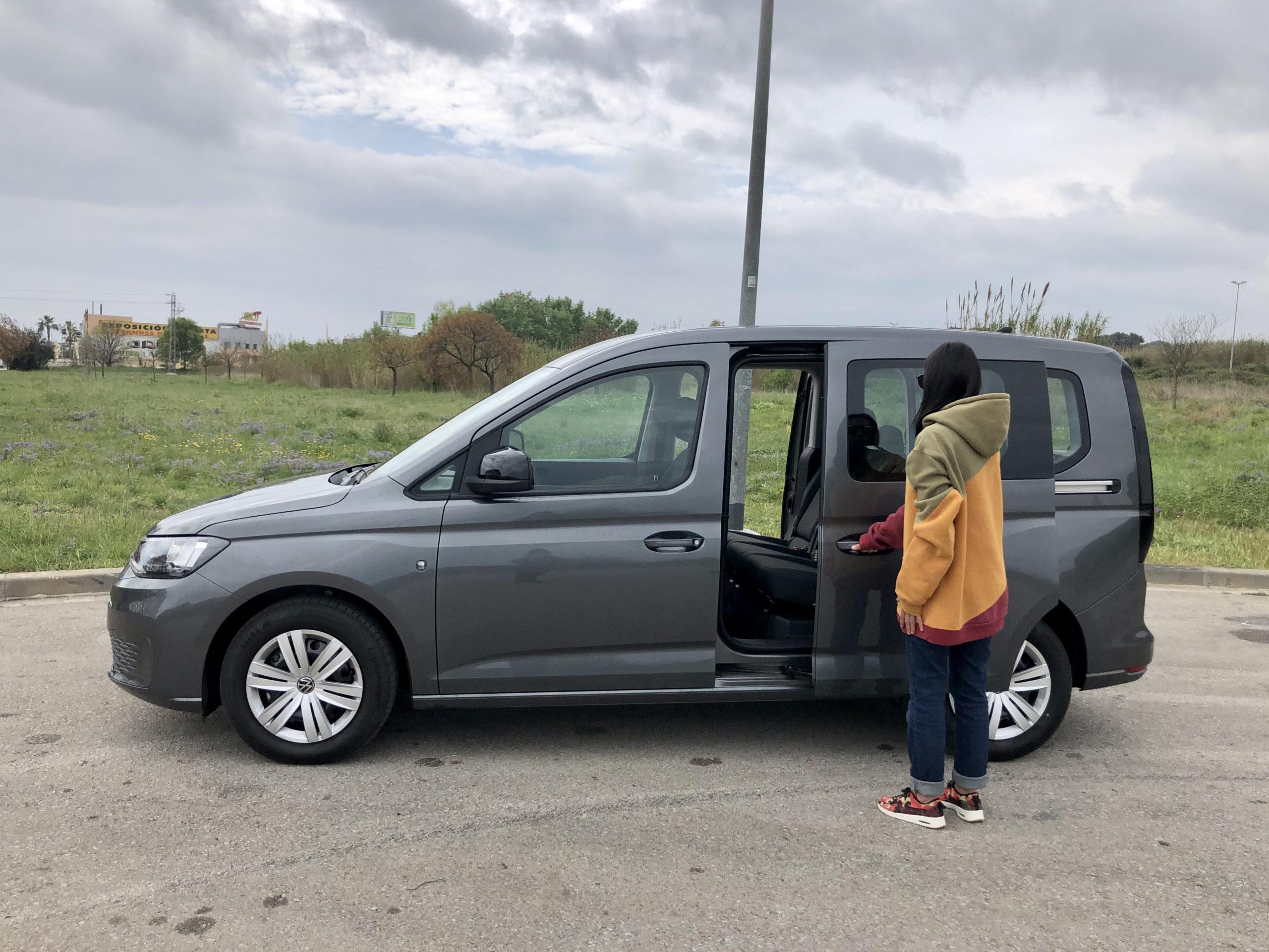 Probamos la Volkswagen Caddy 2021