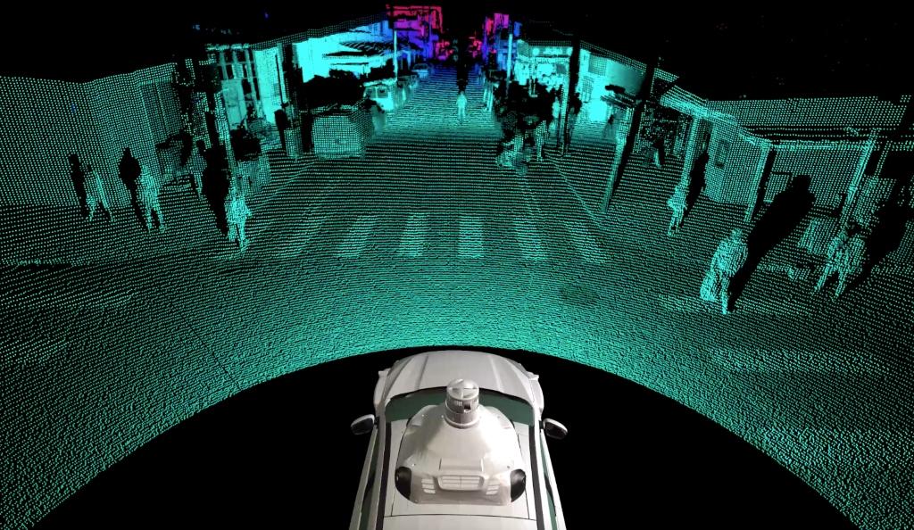 Volkswagen y la conducción autónoma
