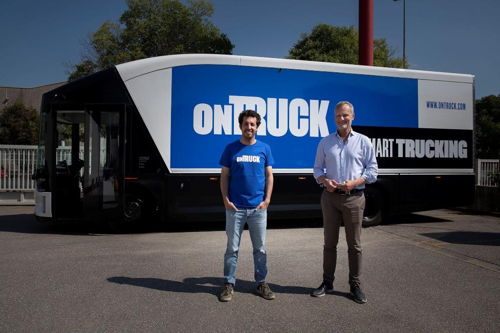 Ontruck apoya a Volta Trucks