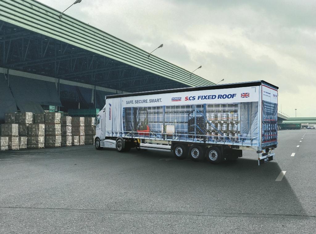 Schmitz Cargobull llega al Reino Unido
