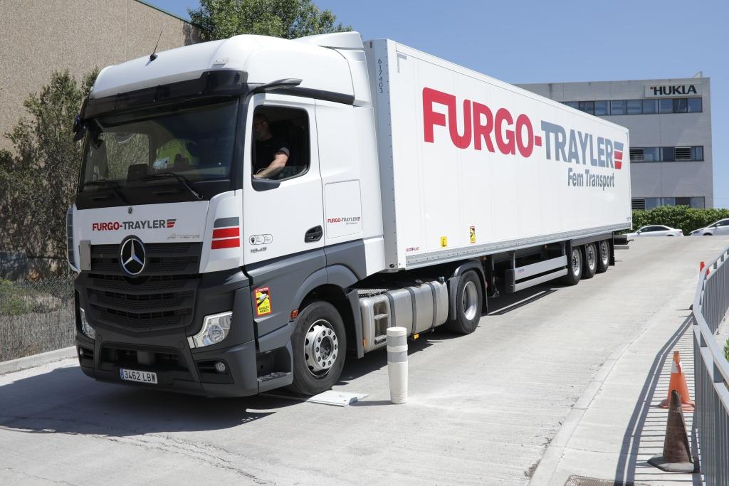 Michelin y FURGO-TRAYLER se asocian
