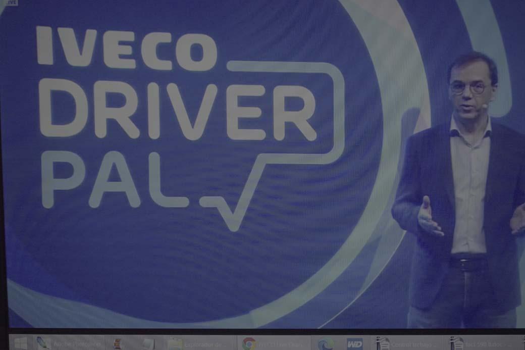 IVECO Driver Pal es el asistente de voz desarrollado con Amazon a imagen del Alexa.