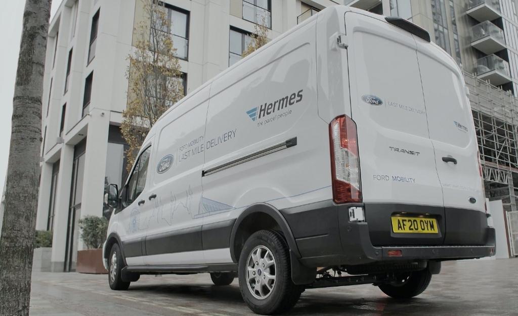 Ford y Hermes exploran el futuro