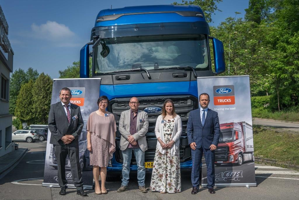 Ford Trucks llega a Luxemburgo