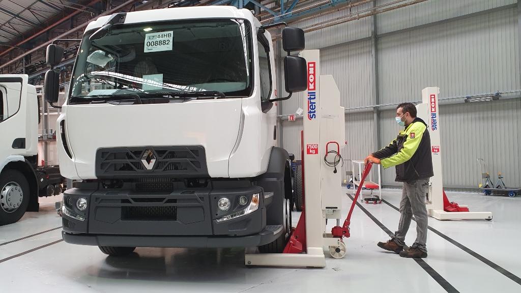 Renault Trucks inaugura un centro