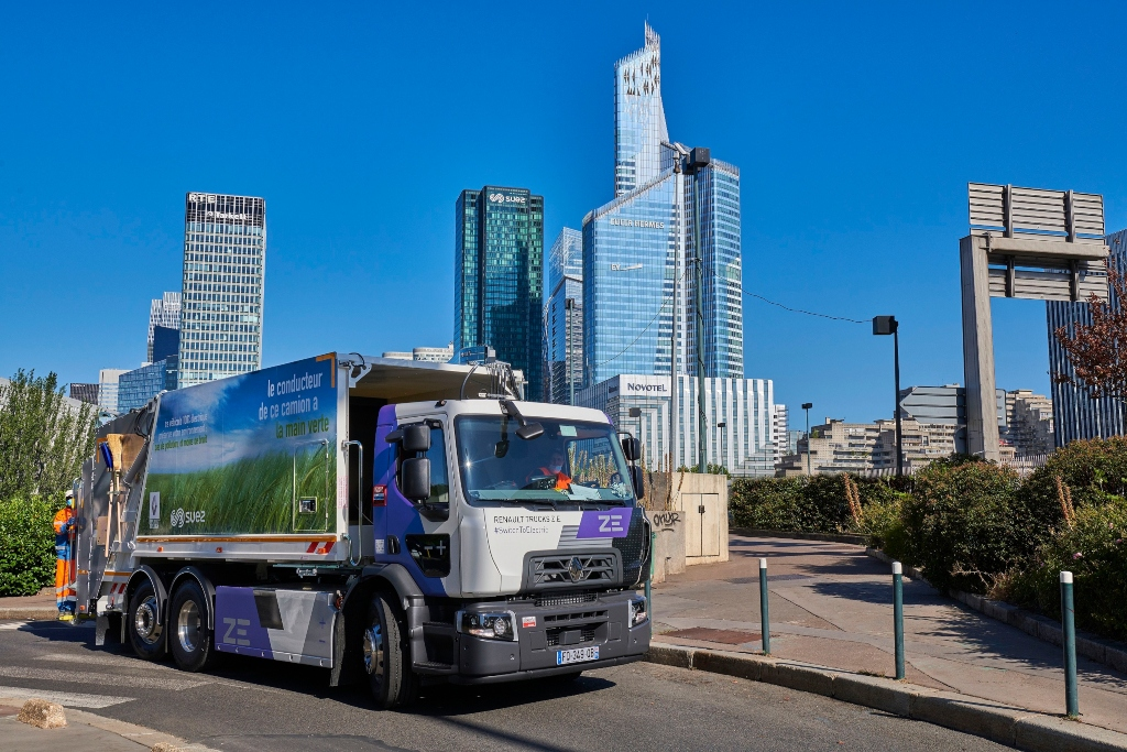 Suez apuesta por Renault Trucks