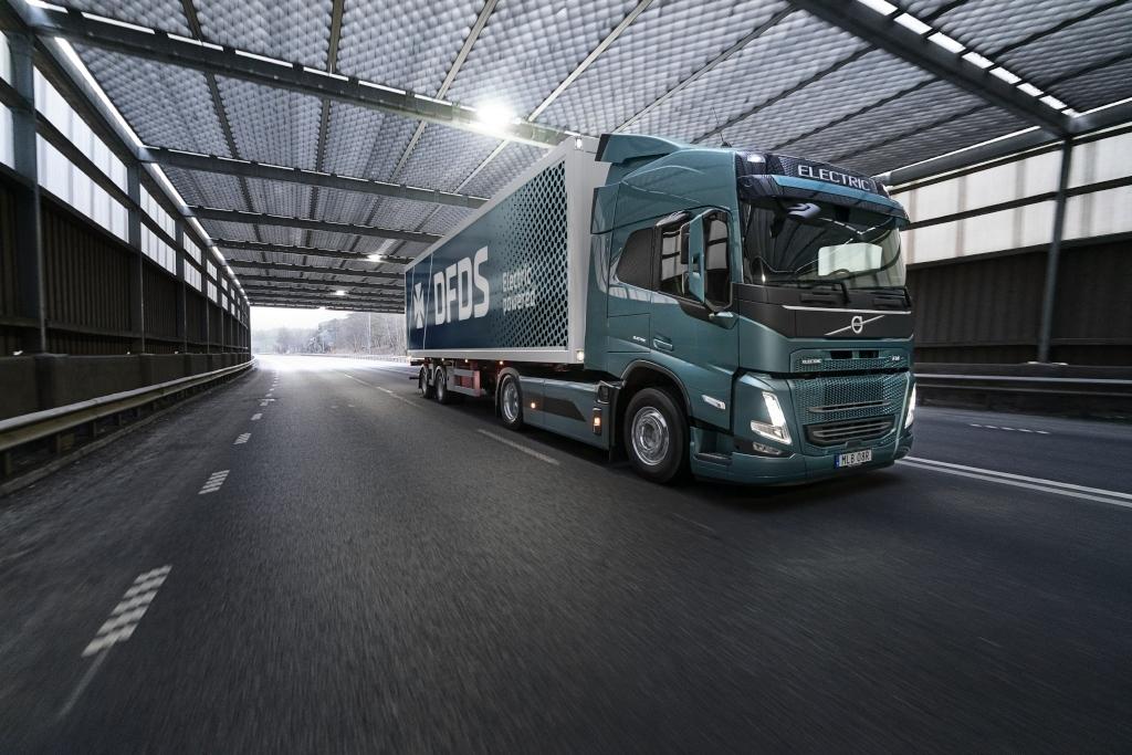 Volvo Trucks pone en marcha eléctricos