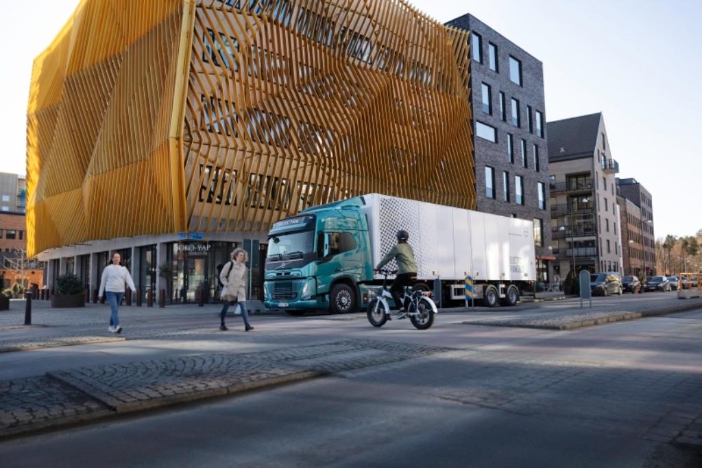 Volvo incorpora avisos sonoros