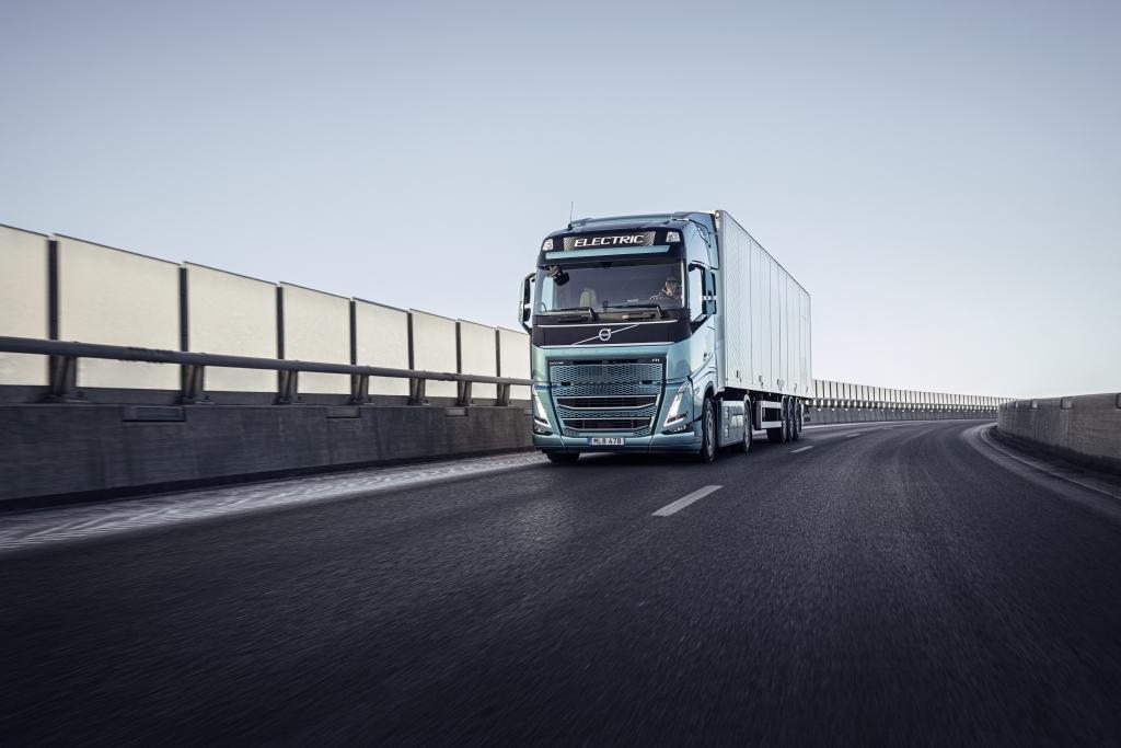 Volvo Trucks apuesta por la sostenibilidad