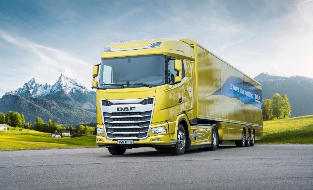DAF vende 1.000 camiones de su nueva generación