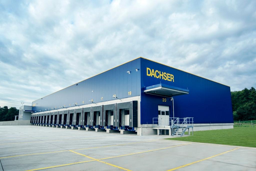 Dachser construye una nueva delegación