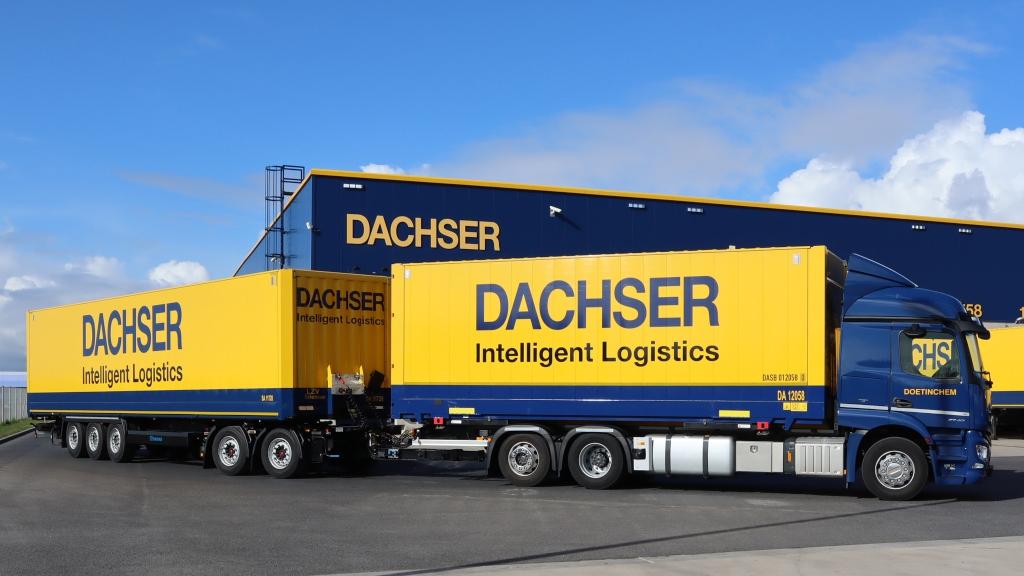 Dachser refuerza su flota