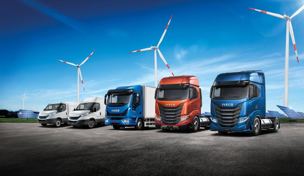 Iveco es líder en tecnologías alternativas