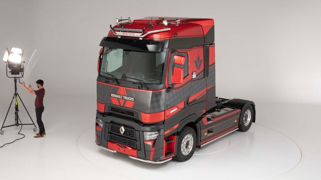 Renault Trucks anuncia el ganador