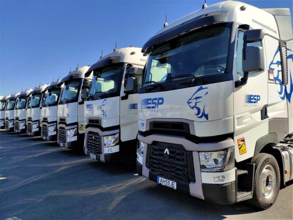 ESP Solutions apuesta por Renault Trucks