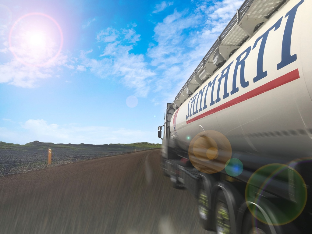 Michelin y Transportes Sanmartí colaboran