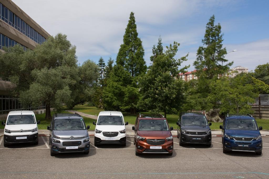 Stellantis fabrica nuevos vehículos