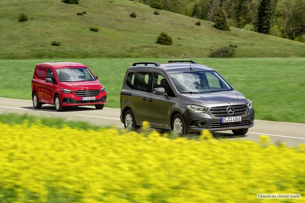 Llega el nuevo Mercedes Benz Citan y eCitan.