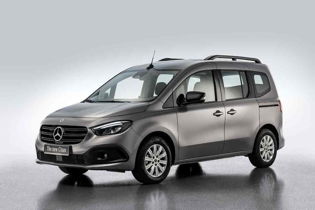 La versión de pasajeros del Mercedes Citan se denomina Tourer y es la que goza de mayor éxito en el mercado español.