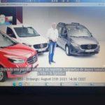 Pudimos conocer los primeros datos del Mercedes Citan mediante una videocall.